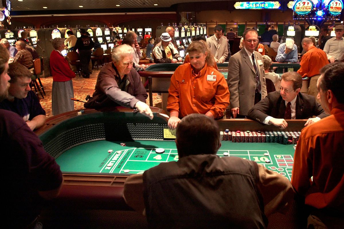 Improve Your Chances of Winning in Online Casino
