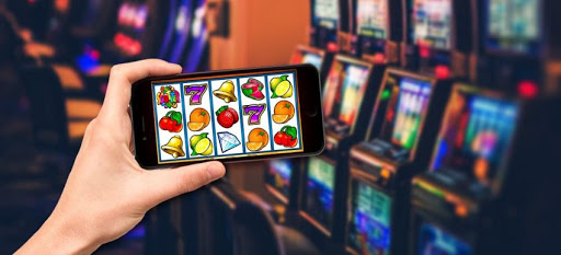 How do I log in to the online casino application?